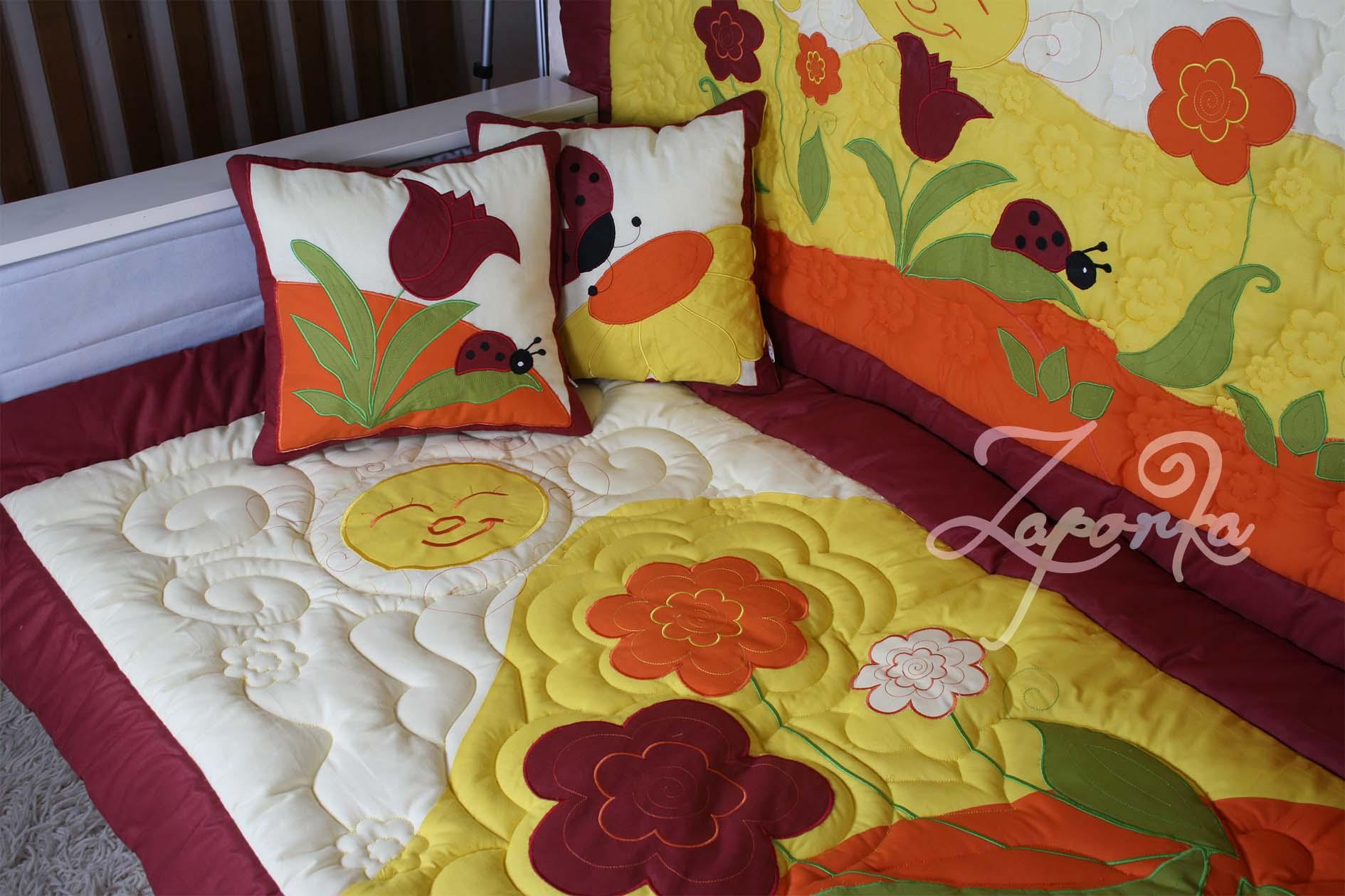 Egyedi ágytakaró